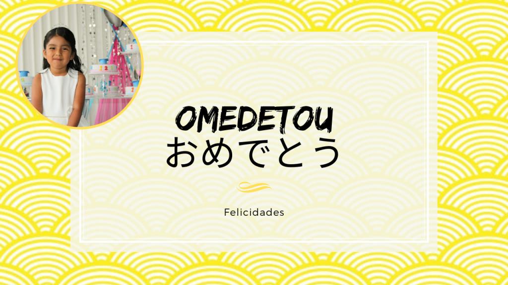 Que significa feliz cumpleanos en japones